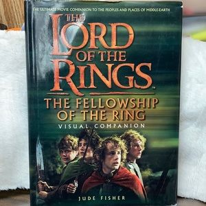 Other - Lord of the Rings  Visual Companion